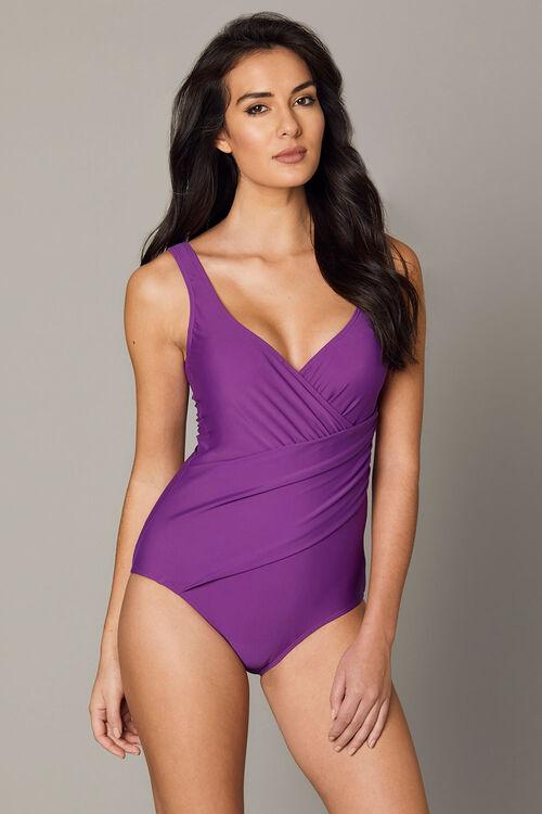 Wrap Detail Swimsuit