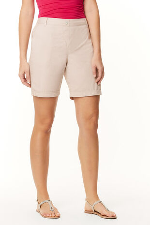 Essential Cotton Shorts
