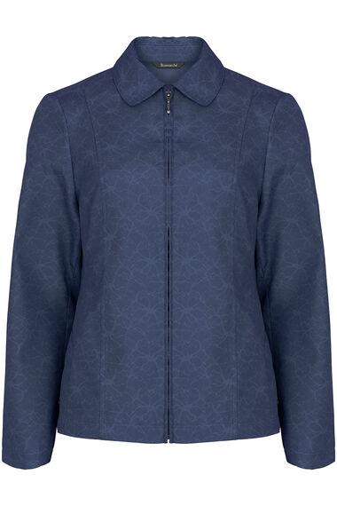 Lightweight Printed Jacket