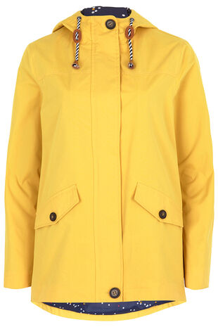 Hooded Waterproof Coat