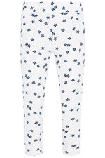 Daisy Print Crop Legging