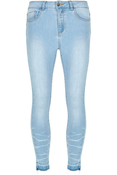 The Denim Edit Ankle Grazer Jean