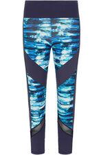 NVC Activewear High-Waist Panelled Sports Legging