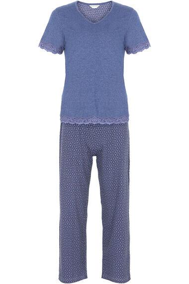 Geo Print Pyjama