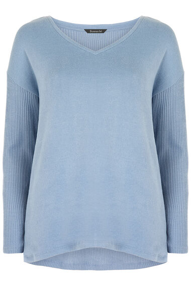 Textured Soft Touch Sweat