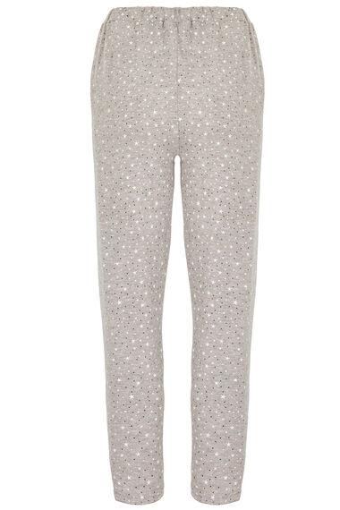 Star Print Loungewear Set