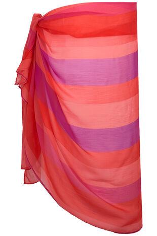 Chunky Stripe Sarong