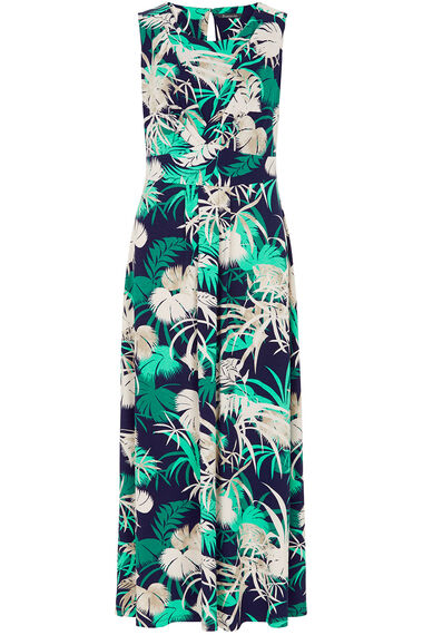 Ann Harvey Floral Print Maxi Dress
