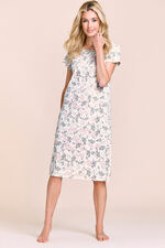 Floral Lace Nightdress