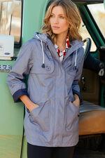 Chambray Waterproof Jacket
