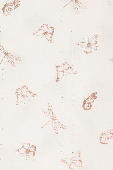 Foil Butterfly Scarf