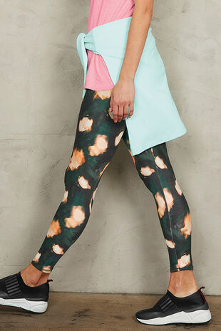 Brushstroke Athleisure Legging