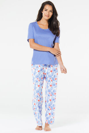 Tropical Leaf Pyjamas