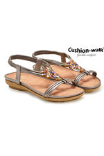 Cushion Walk Monaco Jewel Sandal