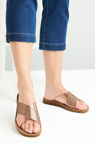 Cushion Walk Cairo Cross Mule Sandal