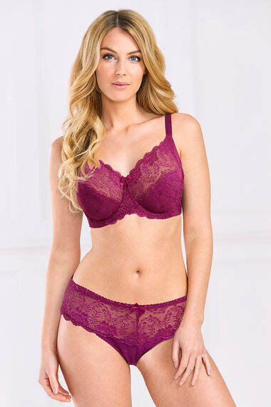 Dorina Floral Lace Brief