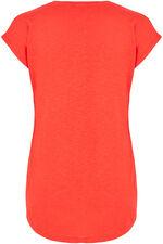 Floral Shoulder Print T-Shirt