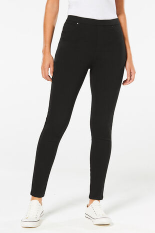 Izabel Black Jeggings
