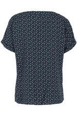 Woven Short Sleeve Top
