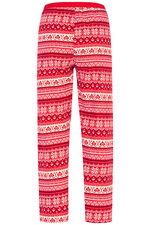 Fairisle Print Pyjama Set