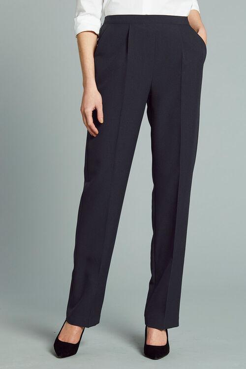 The Straight Leg Trouser