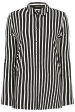 Wide Stripe Jersey Shirt