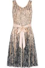 Ribbon Occasion Dress