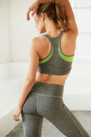 NVC Activewear Racer Back Sports Bra