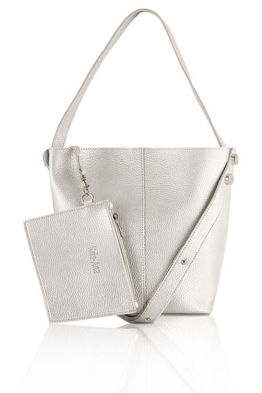 Kris-Ana Bucket Cross Body Bag with Coin Purse
