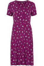 Butterfly Print Tea Dress