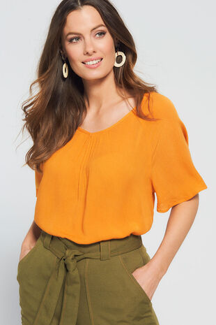 Isla & Rose Angel Sleeve Top