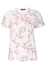 Ivory Floral Pyjamas