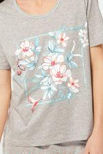 Floral Placement Gift Pyjama Set