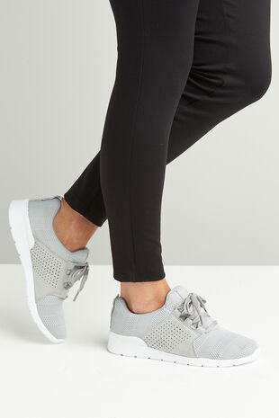 Krush Street Lace Up Trainer