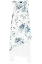 Izabel Floral Tunic Dress