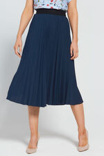 Grace By Eda Pleated Skirt