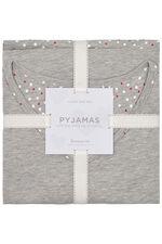 White & Red Spot Gift Pyjama