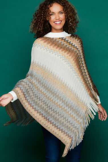 Izabel Aztec Poncho