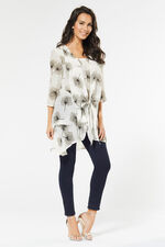 Izabel Printed Tunic Dress