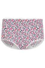 5 Pack Floral Print Full Briefs