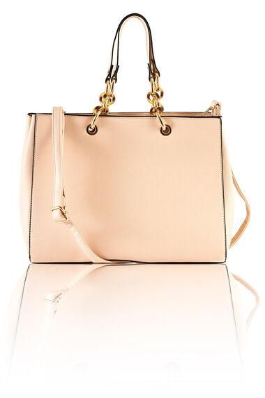 PL Handbags Stylish Amber Ring Bag
