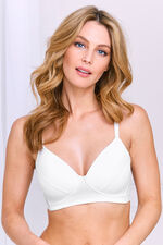 2 Pack Non Wired Jacquard Bra