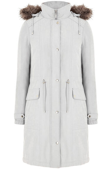 Soft Touch Padded Coat