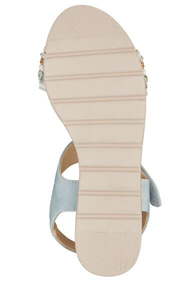 Cushion Walk Seville Beaded Sandal