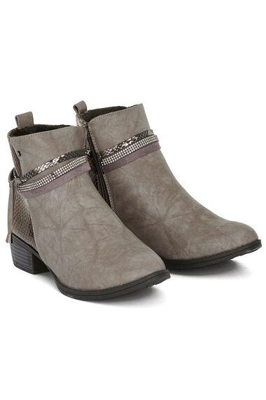 Comfort Plus Embellished Boot