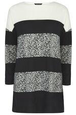 Stripe Colour Block Tunic