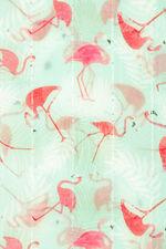 Flamingo Fun Scarf