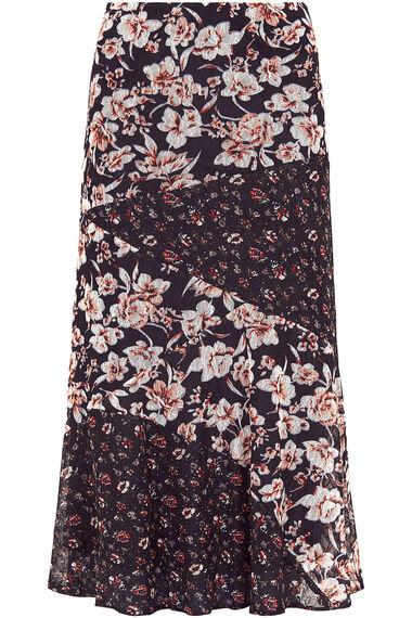 Mix and Match Lace Skirt