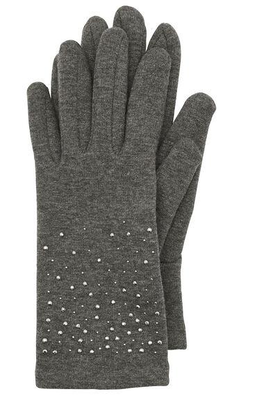 Ponte and Diamante Glove