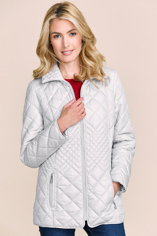 Smart Quilted Jacket